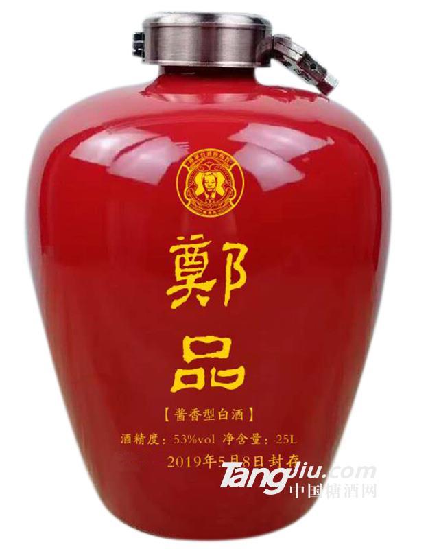 郑品古酿原浆封坛- 5L