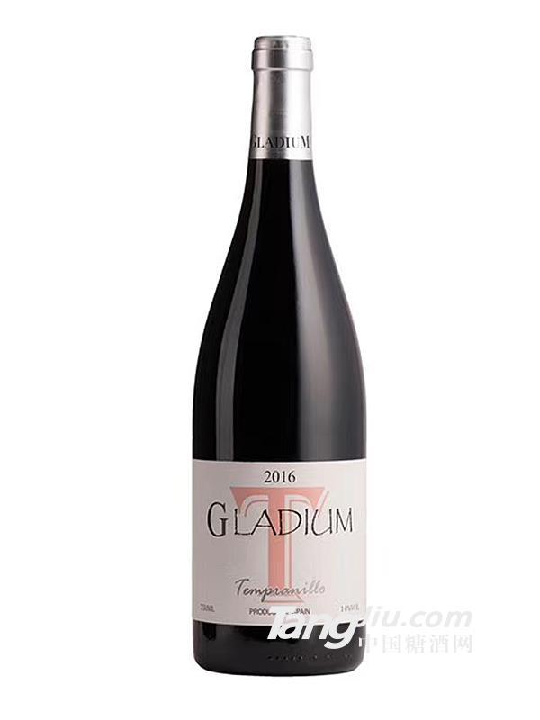 """格拉蒂姆""""T""""珍藏干红葡萄酒"""