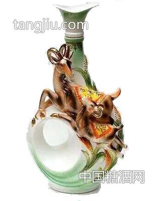 金井福景德镇.-安徽名酒-亳州市老池酒业
