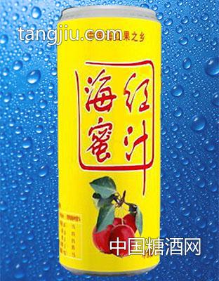 海红蜜汁320ml-青岛海润德啤酒