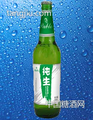 帕勃洛330ml纯生风味啤酒-青岛海润德啤酒