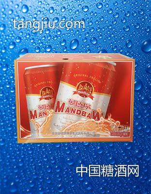 曼德堡啤酒320ml24罐