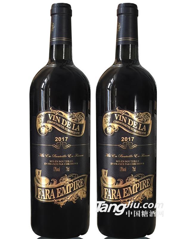 法拉帝国凯瑟斯干红葡萄酒