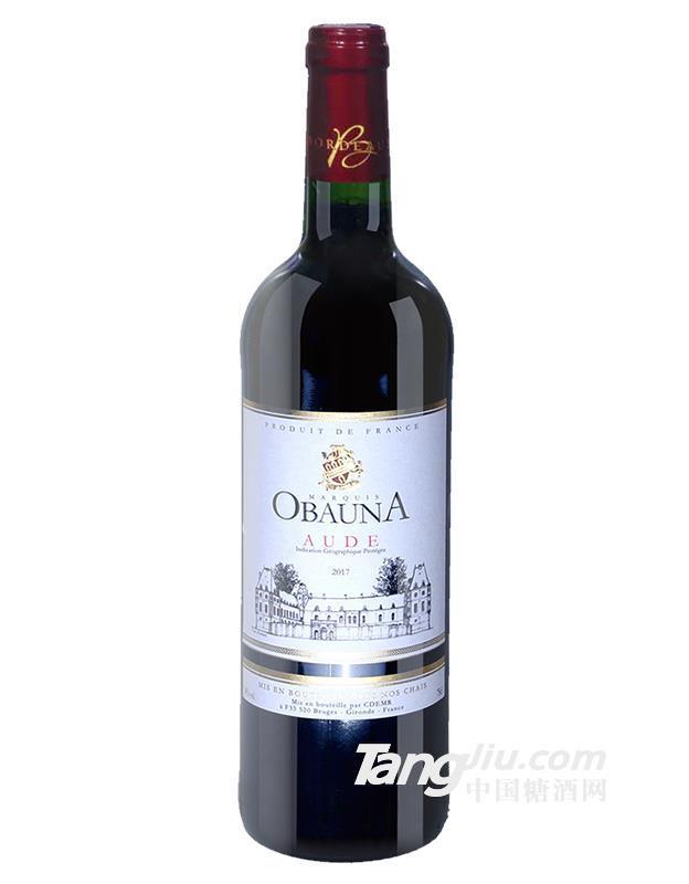 欧佰纳干干红葡萄酒