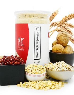 红豆薏米核桃燕麦粉