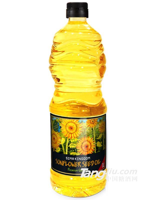 西玛王国俄罗斯葵花籽油1L