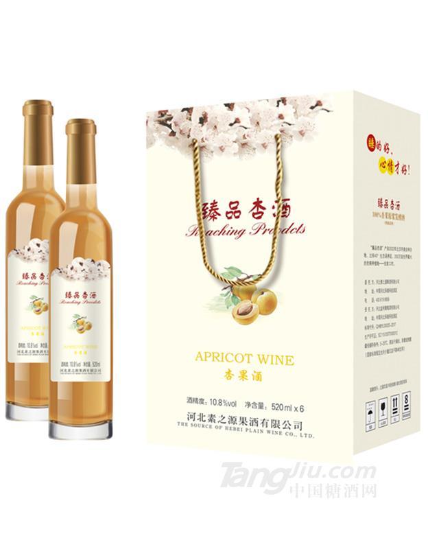 臻品杏酒 520mlx6瓶
