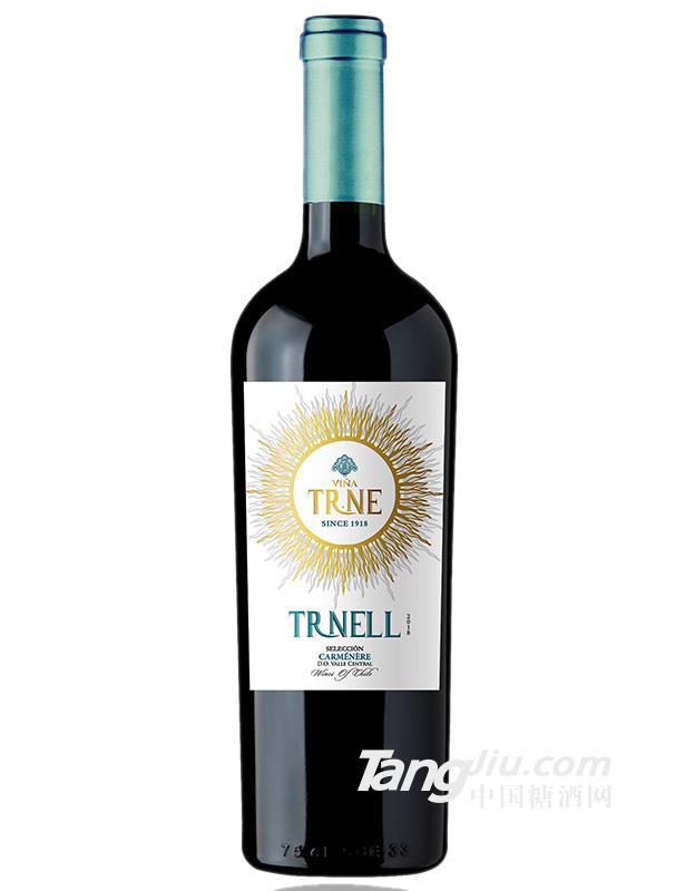 智利塔内尔-庄园精选卡门红葡萄酒