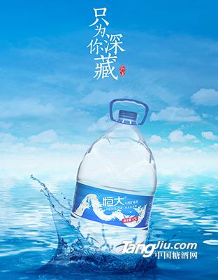 恒大矿泉水系列4.5l