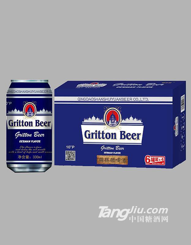 格林顿啤酒蓝箱