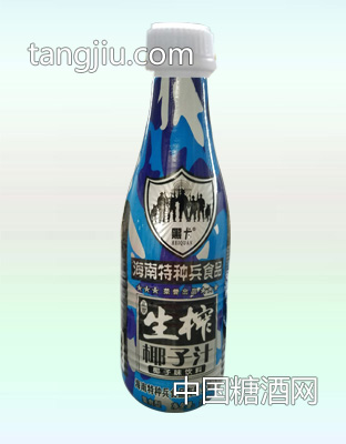 黑卡生榨椰子汁1.25L