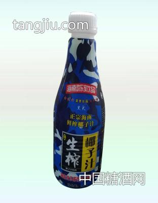 黑卡生榨椰子汁1.25L.