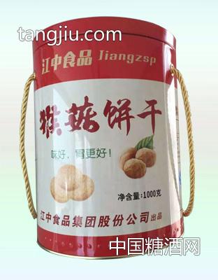 猴菇饼干1000g