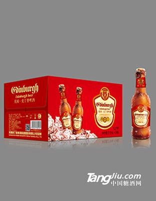 英国爱丁堡啤酒红箱
