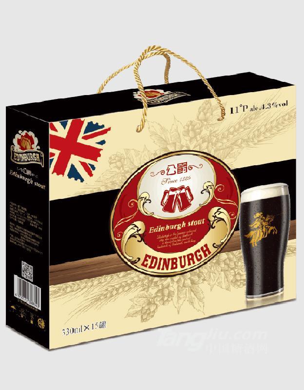 爱丁堡啤酒公爵11°330mlx15