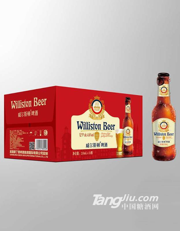 威尔斯顿啤酒-218ml