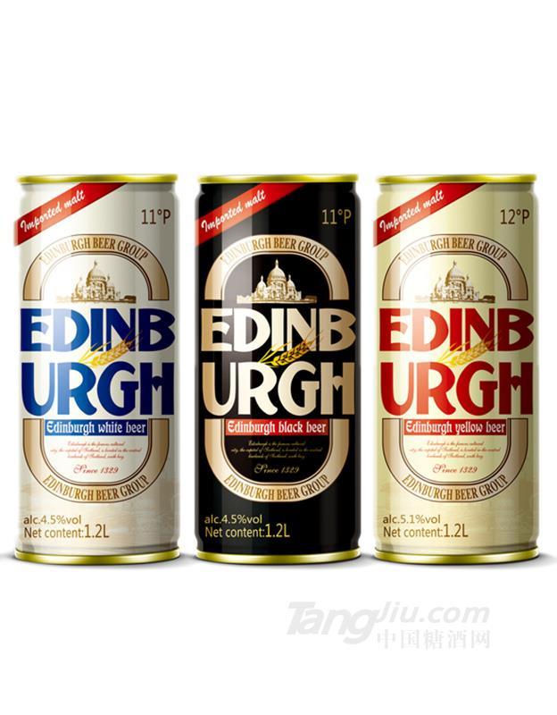 爱丁堡原浆啤酒1.2Lx12
