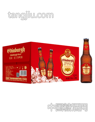 爱丁堡啤酒12度218ml*24瓶