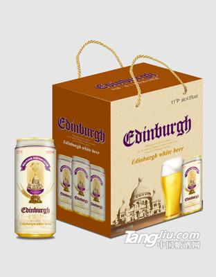 英国爱丁堡白啤礼盒