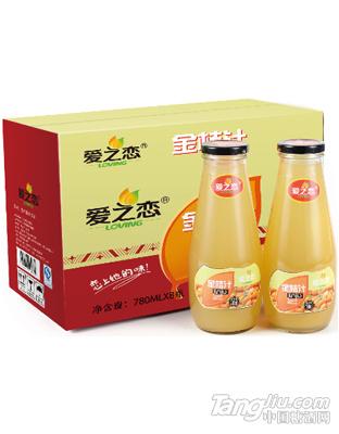 爱之恋金桔汁780ml