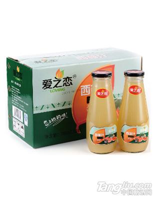 爱之恋西柚汁780ml