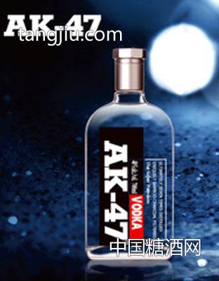 ak47洋酒 伏特加 700ml瓶装 道格拉斯洋酒