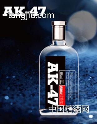 ak47洋酒 伏特加 500ml瓶装 道格拉斯洋酒