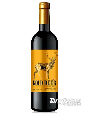 艾隆堡金鹿干红葡萄酒