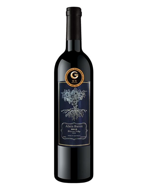 艾隆堡葡源干红葡萄酒