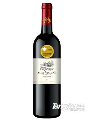 科诺文森庄园干红葡萄酒