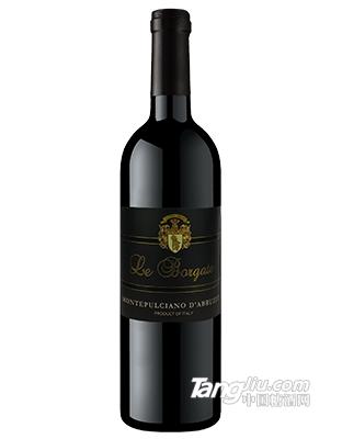 乐博特蒙特布查诺干红葡萄酒