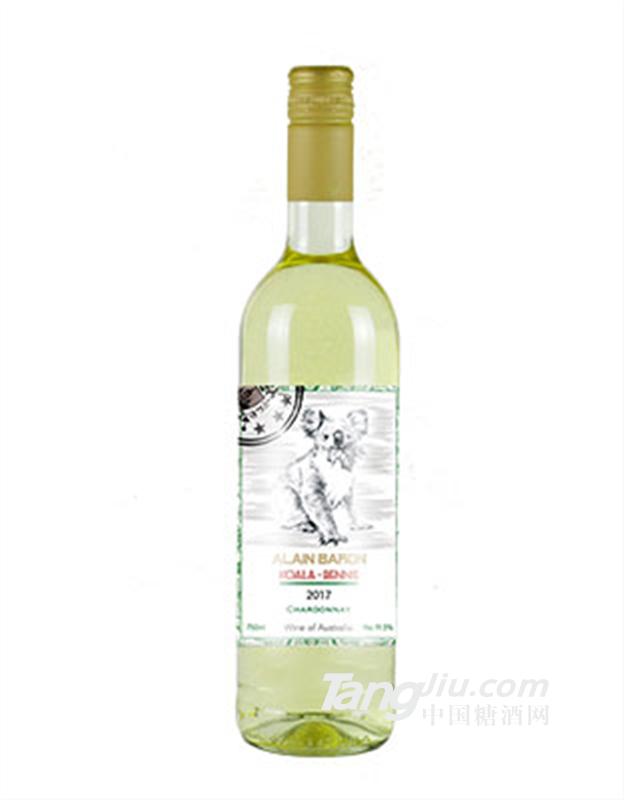 艾隆堡澳洲考拉莎当妮干白葡萄酒