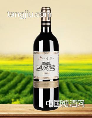 法国普雷斯干红葡萄酒Blessing wine