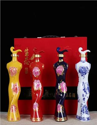 四大美女礼盒