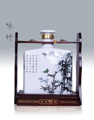 百井坊竹-白酒-安徽百井坊酒业