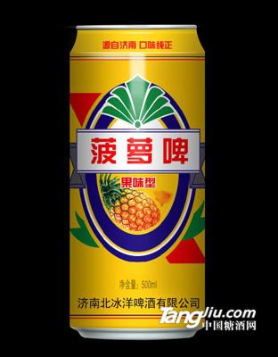菠萝啤果味型