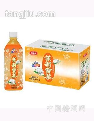 500mlx15瓶百事利茉莉蜜茶