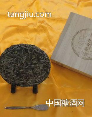 老白茶木礼盒(牡丹 )