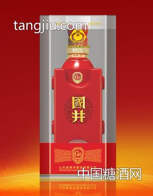42度国井G6-芝麻香型白酒500ml-热卖礼品白酒