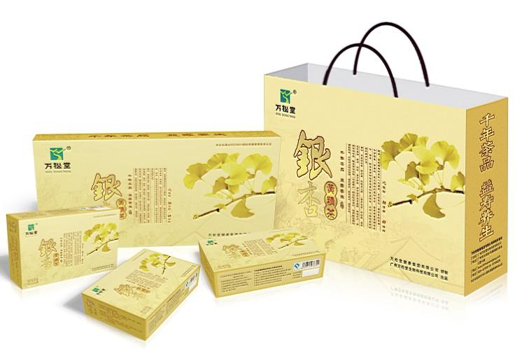 银杏黄精茶招商 承接袋泡茶代加工