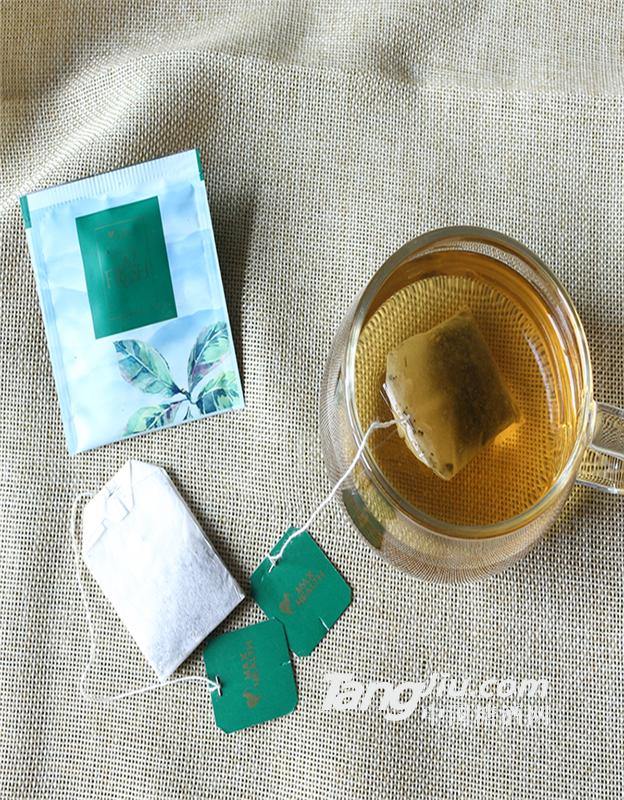 双囊养生茶招商润肠通畅减脂草本植物健康袋泡茶