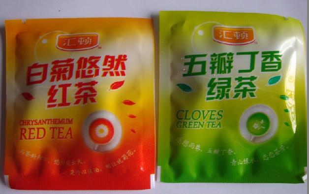丁香绿茶/绿茶袋泡茶加工