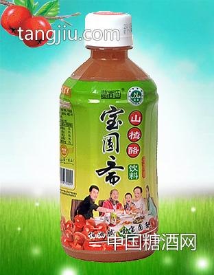 宝圆斋野山楂汁有蔗糖350ml
