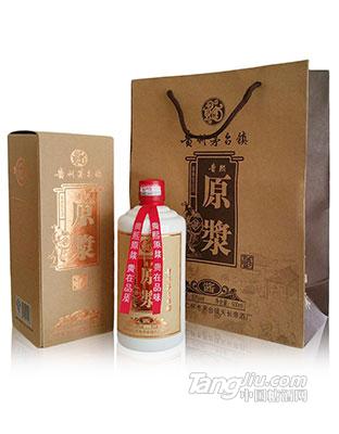 贵熙老酒-贵熙老酒(原浆)500ml