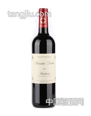 班尼尔2010干红葡萄酒