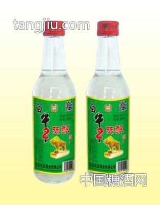 白牛二42度250MLX20瓶 浓香型