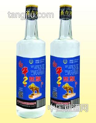 白牛二陈酿42度500MLX12瓶 浓香型