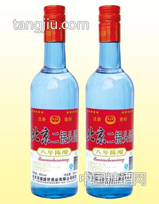 北京二锅头 43度500MLX12瓶 清香型