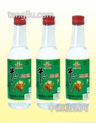 牛二陈酿42度260MLX20瓶 浓香型