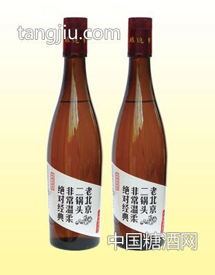 老北京二锅头 43度480MLX12瓶 清香型